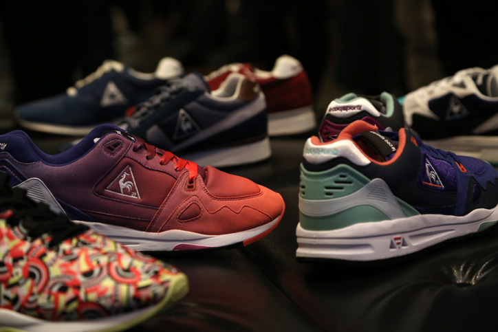 Photo13 - 「Resurrection! le coq sportif」と題された2015 SPRING & SUMMER COLLECTIONのローンチパーティーが開催