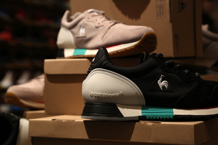 Photo14 - 「Resurrection! le coq sportif」と題された2015 SPRING & SUMMER COLLECTIONのローンチパーティーが開催