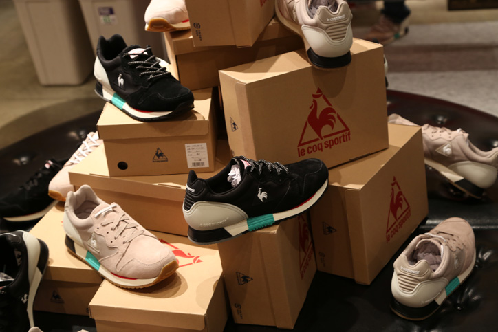 Photo22 - 「Resurrection! le coq sportif」と題された2015 SPRING & SUMMER COLLECTIONのローンチパーティーが開催