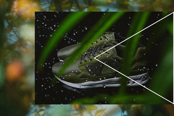 Photo02 - ルコックスポルティフより、mita sneakersクリエイティブディレクター国井栄之氏がカラーディレクションを手掛けたLCS-R900 MTが発売