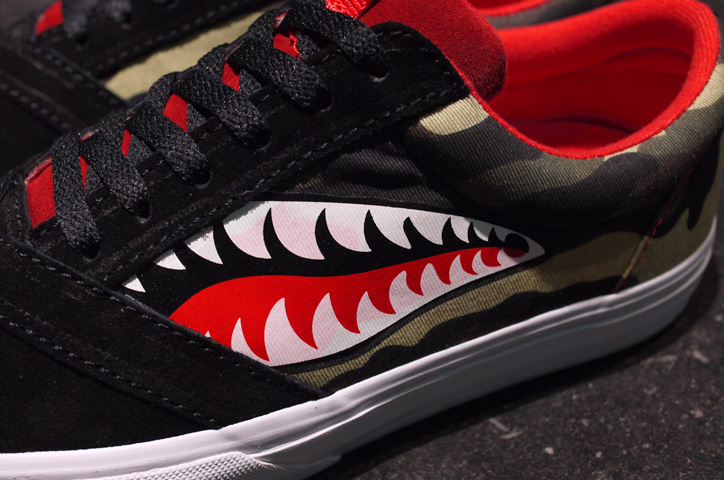 """Photo05 - LOSERS UNEAKER """"SHARK04"""" """"CUSTOM MADE"""" """"LIMITED EDITION"""""""