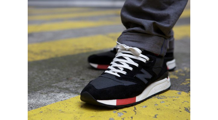 """Photo02 - New Balance M998BR """"Made in USA"""""""