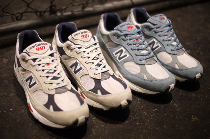 "Photo02 - new balance M991UK ""made in ENGLAND"" ""LIMITED EDITION"""