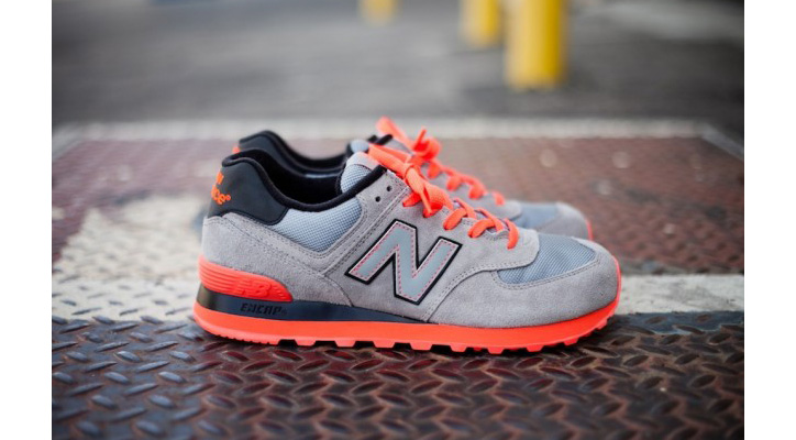 "Photo01 - New Balance 574 ""Infrared"""