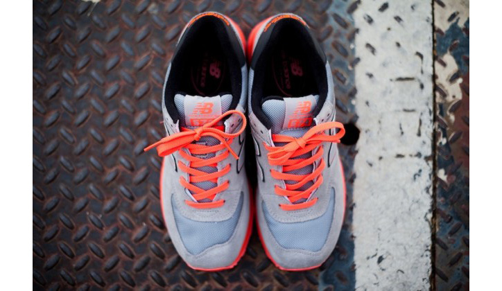 "Photo02 - New Balance 574 ""Infrared"""