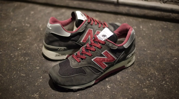 Photo01 - new balance M1300CL 「made in U.S.A.」 NB