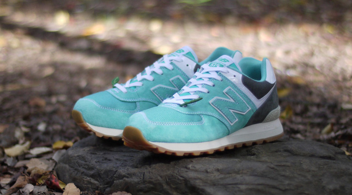 Photo02 - new balance ML574 MOJITO 「mita sneakers x OSHMAN'S」