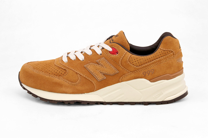 "Photo06 - Stussy x realmadHECTIC x New Balance ML999 ""Selle Francais"""