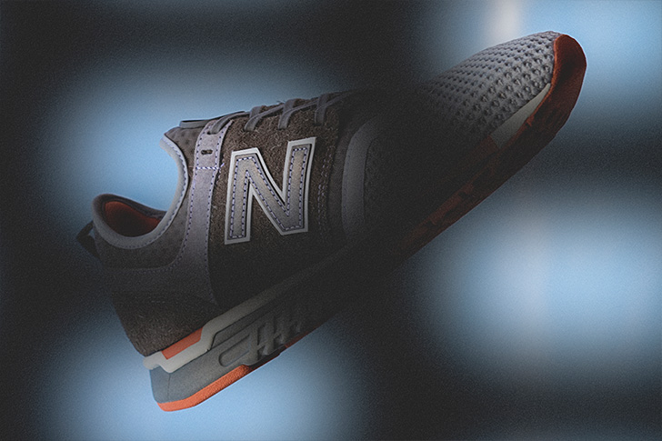 """Photo04 - ニューバランスから、鼠をデザインソースにmita sneakersとのコラボモデルMRL247 """"TOKYO RAT""""が発売"""