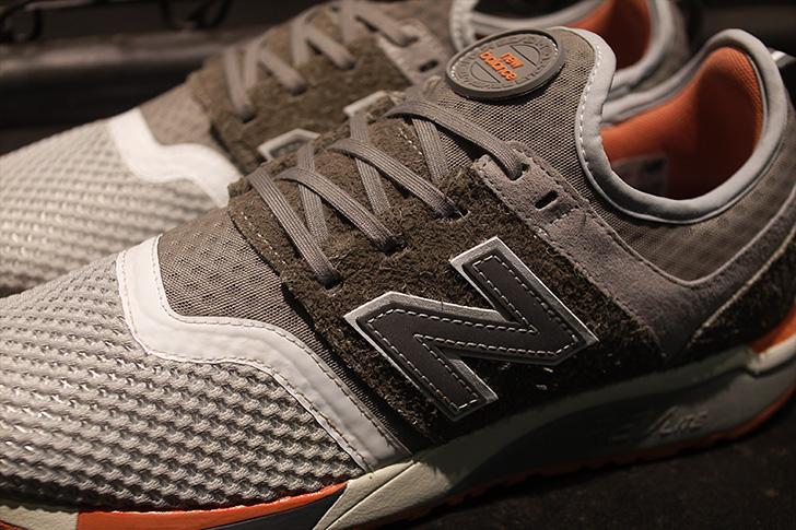 """Photo08 - ニューバランスから、鼠をデザインソースにmita sneakersとのコラボモデルMRL247 """"TOKYO RAT""""が発売"""