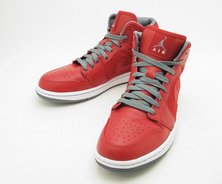 Photo02 - AIR JORDAN 1 PHAT - VARSITY RED/COOL GREY-WHITE
