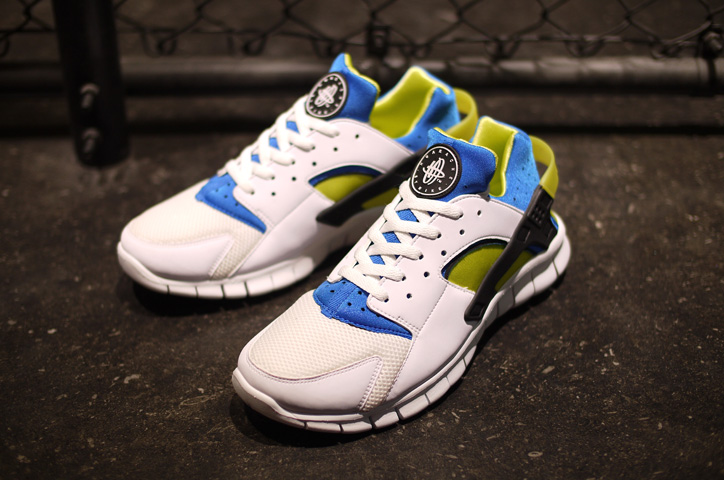 "Photo02 - NIKE HUARACHE FREE RUN ""LIMITED EDITION for EX"""