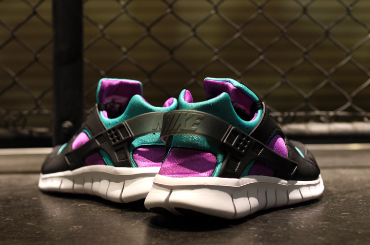 "Photo10 - NIKE HUARACHE FREE RUN ""LIMITED EDITION for EX"""