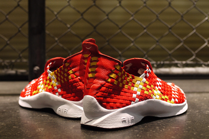 "Photo05 - NIKE AIR WOVEN ""LIMITED EDITION for NONFUTURE"""