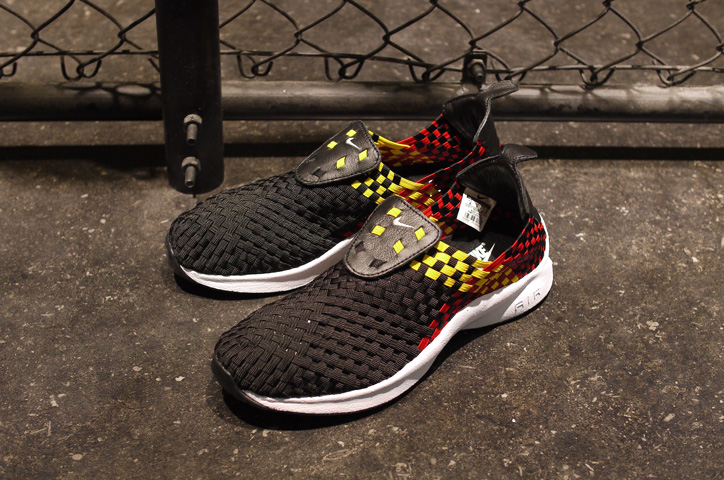 "Photo06 - NIKE AIR WOVEN ""LIMITED EDITION for NONFUTURE"""