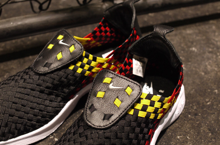 "Photo08 - NIKE AIR WOVEN ""LIMITED EDITION for NONFUTURE"""