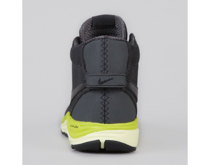 Photo04 - NIKE SB LUNAR BRAATA MID OMS ANTHRACITE/BLACK-ATOMIC GREEN