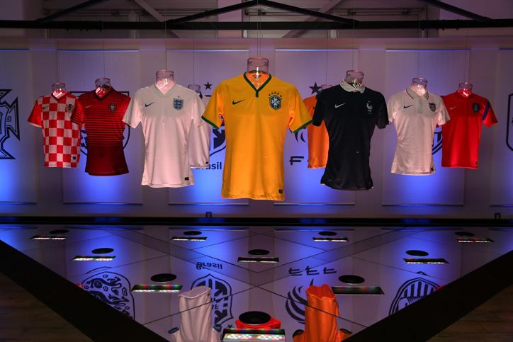 Photo03 - 最新のフットボールイノベーションを体感できる「NIKE INNOVATION HOUSE」を期間限定オープン