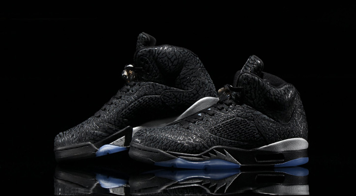 Photo01 - NIKE AIR JORDAN 3 LAB5 BLACK/BLACK-METALLIC SILVER が発売
