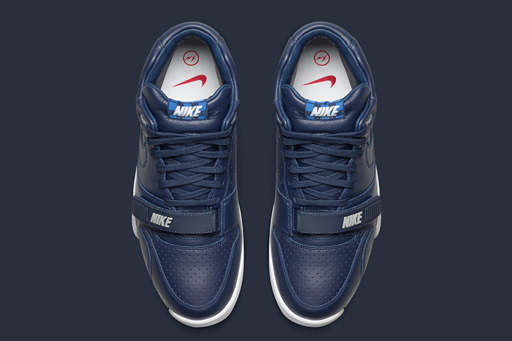 Photo01 - fragmentとNikeLabのコラボ第3弾 NikeCourt Air Trainer 1 MID x fragment が発売