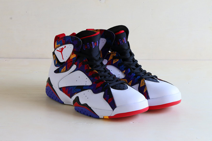 "Photo02 - ナイキから、AIR JORDAN VII RETRO ""SWEATER""が発売"