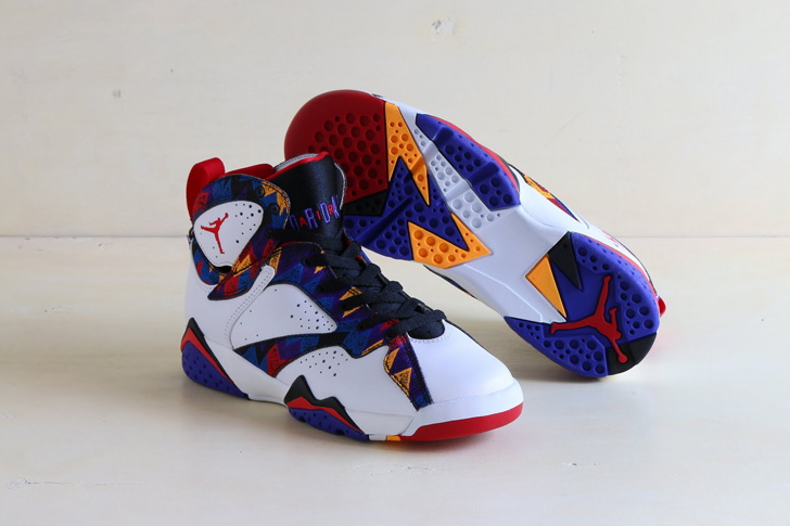 "Photo05 - ナイキから、AIR JORDAN VII RETRO ""SWEATER""が発売"
