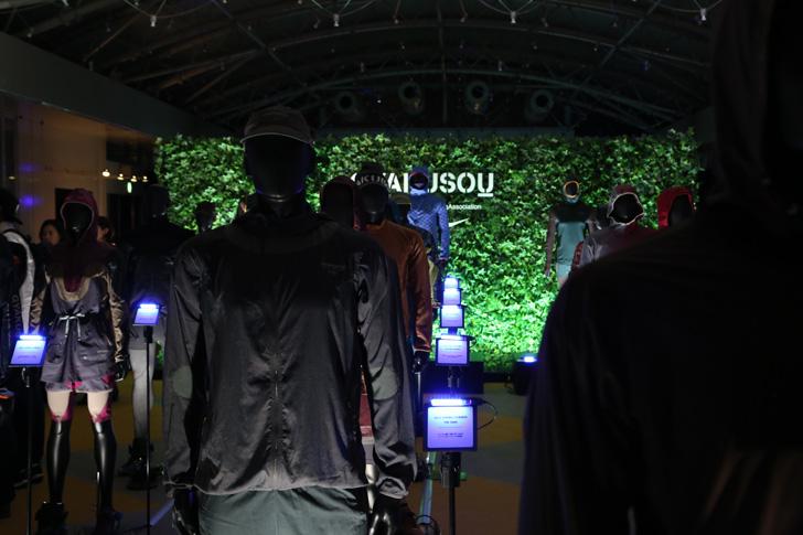 Photo17 - NikeLab x UNDERCOVER GYAKUSOU COLLECTION FALL/HOLIDAY 2015が登場