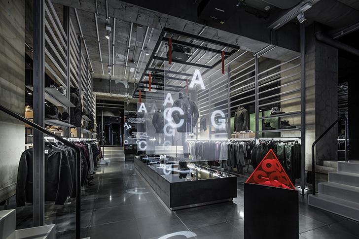 Photo03 - ナイキは、世界で7店舗目となるNIKELAB MA5を東京・南青山にオープン
