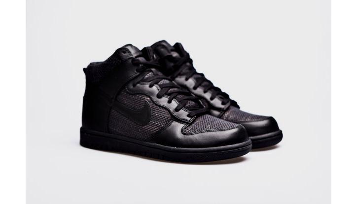 Photo01 - Maharam x Nike Dunk High Premium Black