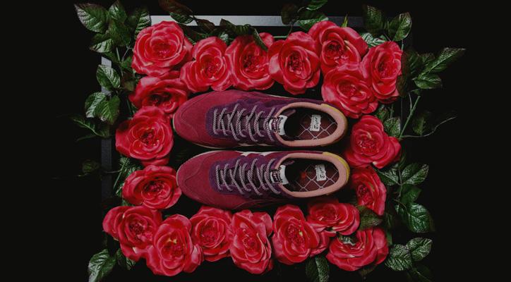 "Photo01 - オニツカタイガーは、mita sneakersとのコラボレーション第3弾 Onitsuka Tiger X-CALIBER ""Dried Rose""を発売"