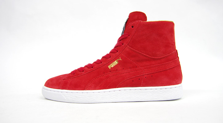 "Photo08 - Puma THE GOLD CLASSIC PACK ""LIMITED EDITION for The LIST"""