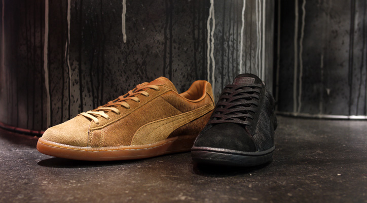 Photo02 - Puma JAPAN FIRST ROUND LO SUEDE FUR 「made in JAPAN」