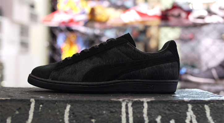 Photo04 - Puma JAPAN FIRST ROUND LO SUEDE FUR 「made in JAPAN」