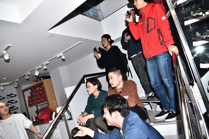 "Photo11 - PUMA for atmos DISC BLAZE ""NIGHT JUNGLE""の発売を記念したローンチパーティーが開催"