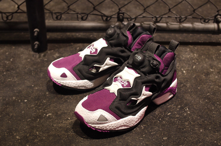 Photo03 - Reebok INSTA PUMP FURY 「LIMITED EDITION」 PPL/BLK/WHT