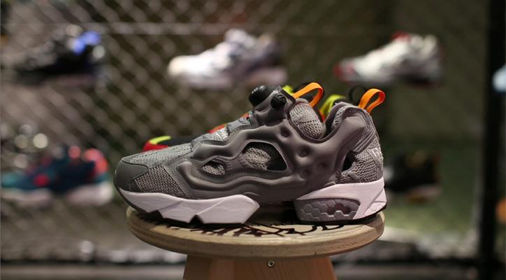"Photo01 - Reebok CLASSIC Instapump Fury mita sneakers ""20th Anniversary""のPVを公開"
