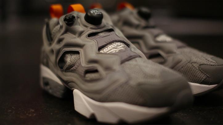 "Photo06 - Reebok CLASSIC Instapump Fury mita sneakers ""20th Anniversary""のPVを公開"
