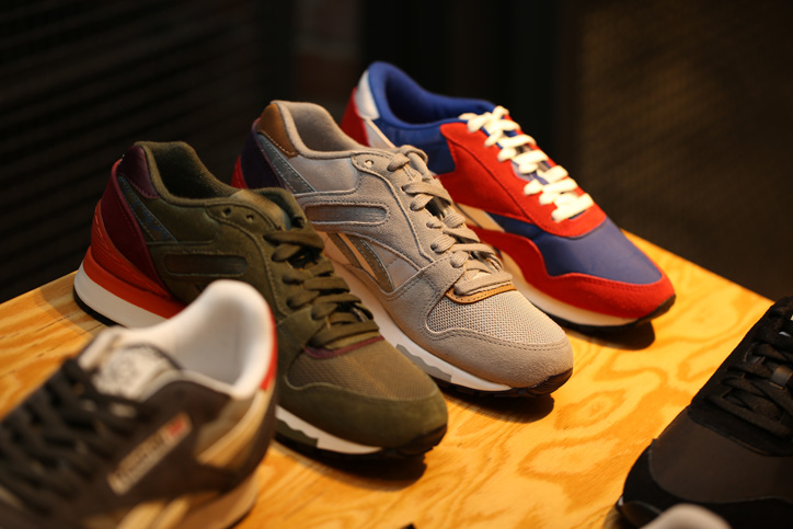 Photo07 - 「Reebok CLASSIC」 POP UP at JOURNAL STANDARD