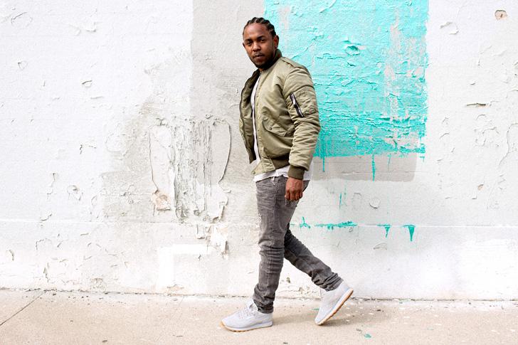Photo01 - リーボック クラシックは、Kendrick LamarとのコラボレーションモデルClassic Leatherを発売