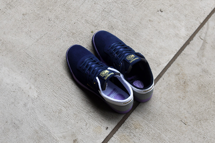 "Photo08 - リーボックは、FLAPHとmita sneakersによるコラボレーションモデルWORKOUT LOW CLEAN FVS FXM ""FLAPH x mita sneakers""を発売"