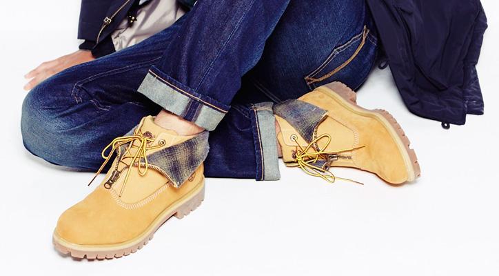 """Photo01 - Timberland ZIP 2WAY Boot """"ZIP TOP BOOT"""" が発売"""