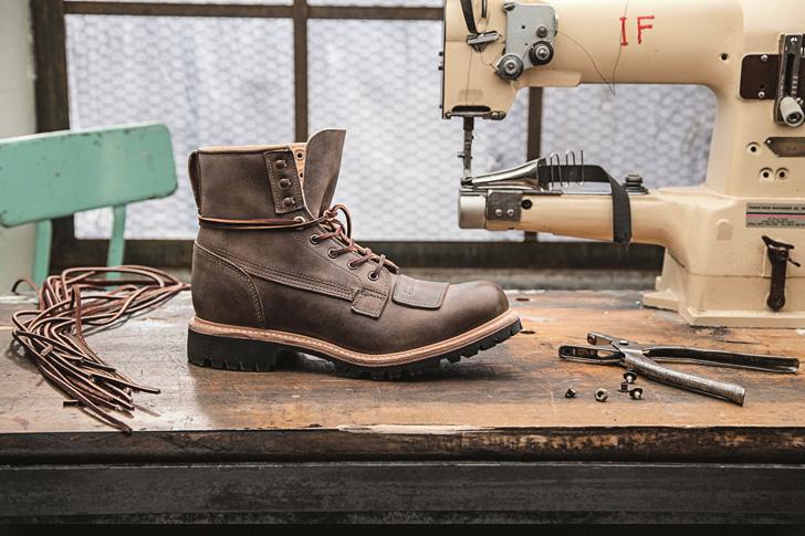 """Photo01 - ティンバーランドの最上位ライン""""Boot Company""""が日本初上陸"""