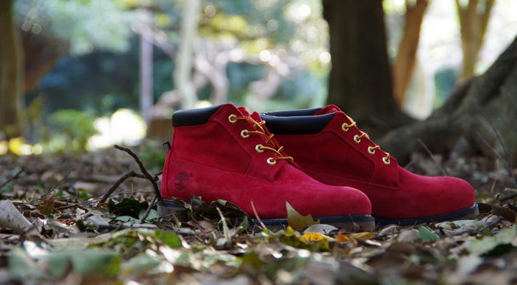 Photo02 - Kinetics x Timberland 4Eyeret Chukka Boots