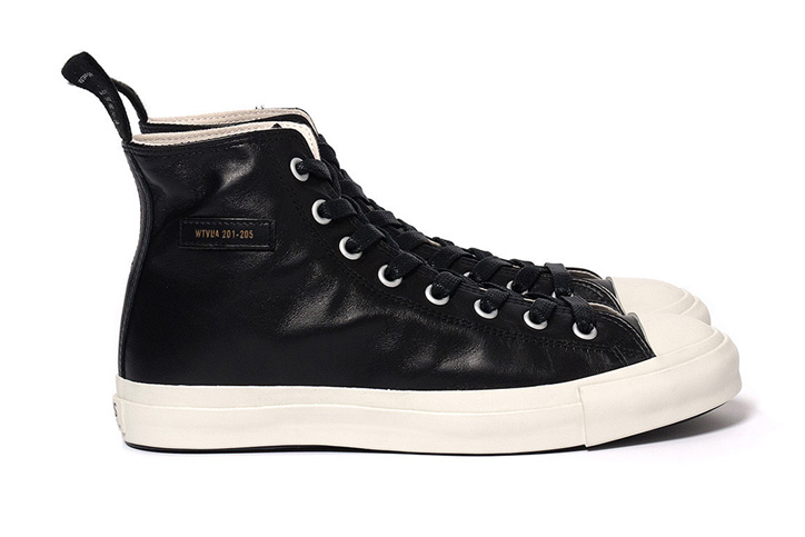 Photo02 - WTAPS 2012 Fall/Winter Leather Sneakers