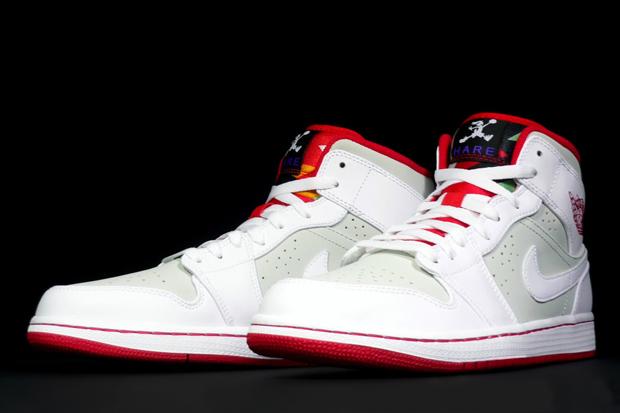 Kd Wallpaper Hd Air Jordan 1 Mid Hare 2015 Sneaker Bar Detroit