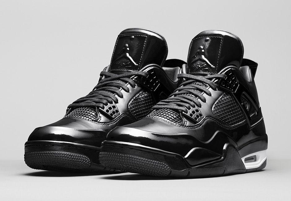 Air Jordan 11lab4 Black Patent 2015 Sneaker Bar Detroit