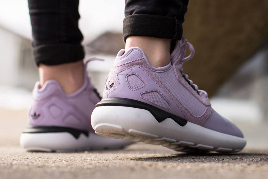 Adidas Tubular Bliss Purple Sneaker Bar Detroit