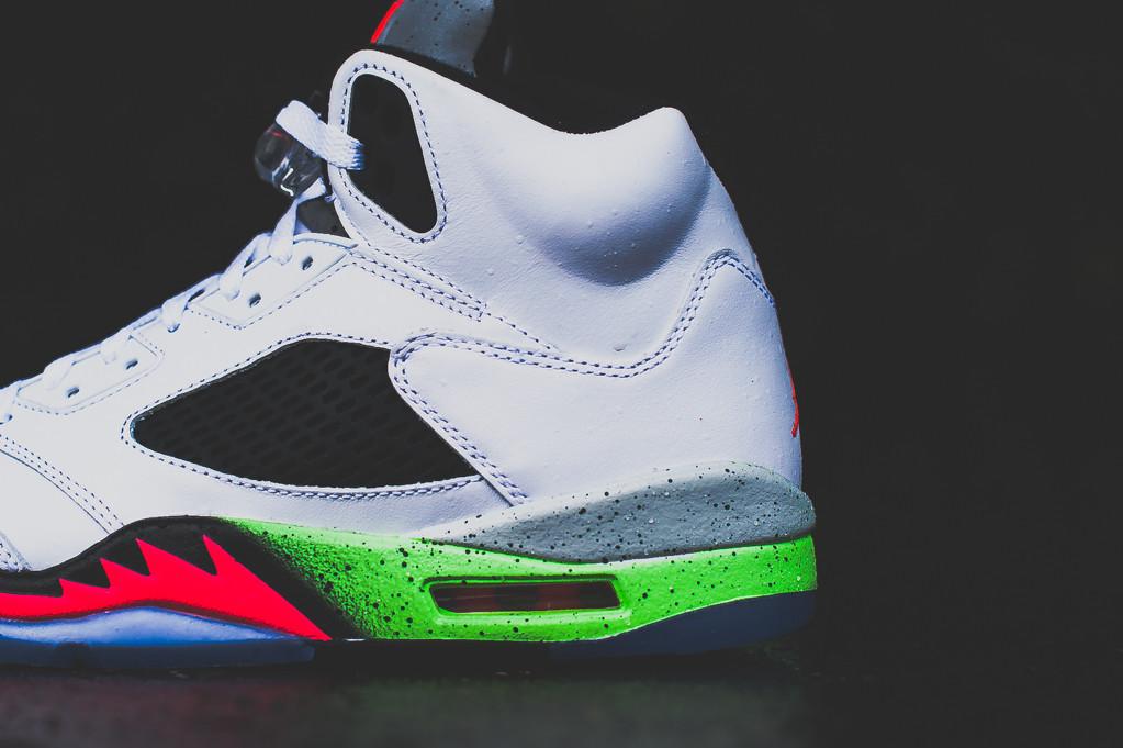 Air Jordan 5 Pro Stars Sneaker Bar Detroit
