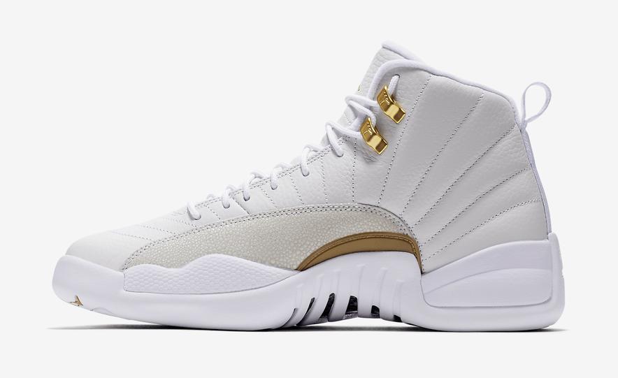 Air Jordan 12 Ovo White 2016 Sneaker Bar Detroit
