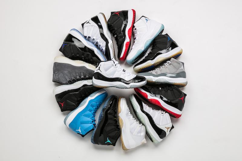 Iphone X Wallpaper Official Air Jordan 11 Collection Guide Sneaker Bar Detroit
